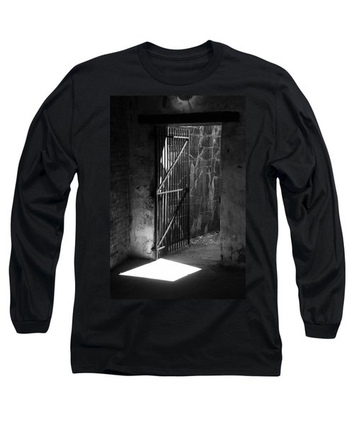 The Weathered Wall Long Sleeve T-Shirt