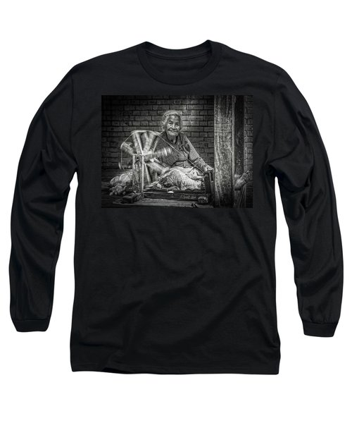 The Weaver Long Sleeve T-Shirt