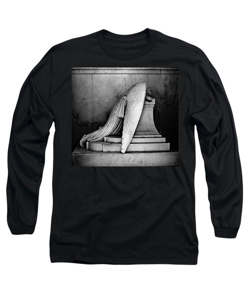 The Weeping Angel Long Sleeve T-Shirt