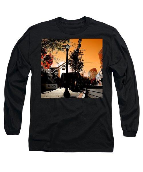 The Wheel 2  Long Sleeve T-Shirt