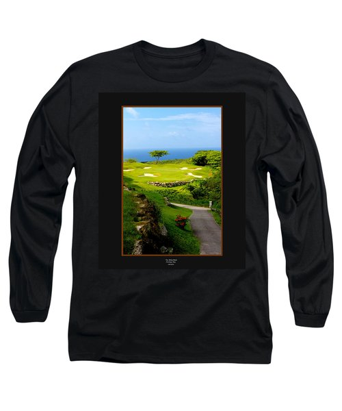 The White Witch Jamaica Long Sleeve T-Shirt