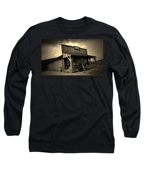 The Wild West Long Sleeve T-Shirt