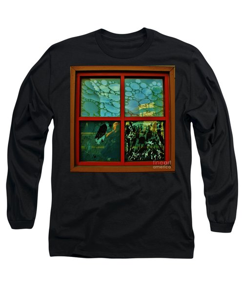 The Window Long Sleeve T-Shirt by Craig Wood