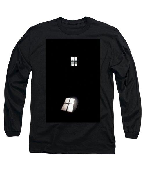 The Window Long Sleeve T-Shirt by Jouko Lehto