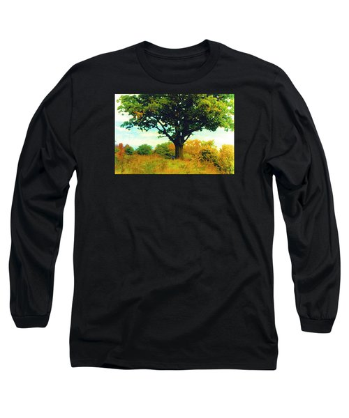The Witness Tree Long Sleeve T-Shirt