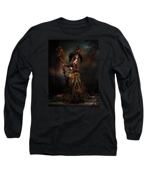 The Wood Witch Long Sleeve T-Shirt by Shanina Conway