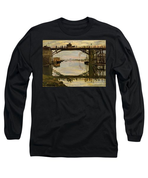 The Wooden Bridge Long Sleeve T-Shirt