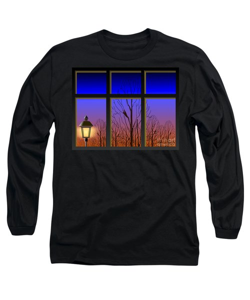 The Window II Long Sleeve T-Shirt
