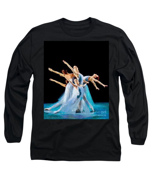 They Danced Long Sleeve T-Shirt