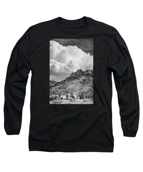 Thirsty Earth Long Sleeve T-Shirt by Racheal  Christian