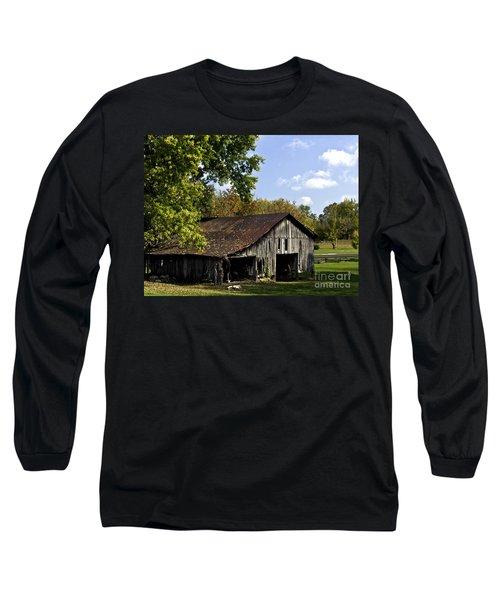 This Old Barn Long Sleeve T-Shirt