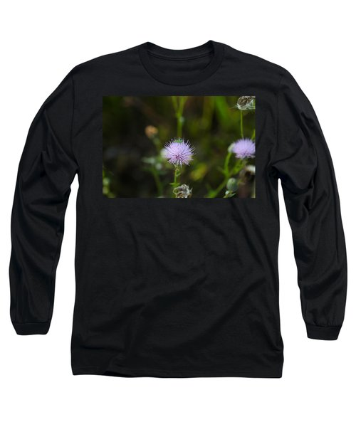 Thistles Morning Dew Long Sleeve T-Shirt