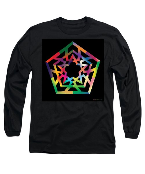 Thoreau Star Long Sleeve T-Shirt
