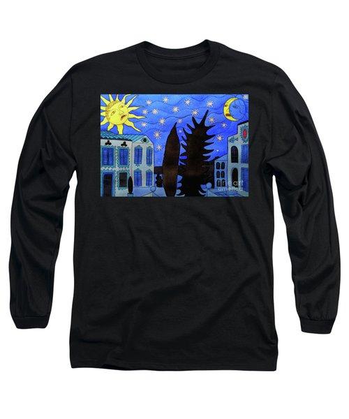 Those Romantic Nights Long Sleeve T-Shirt