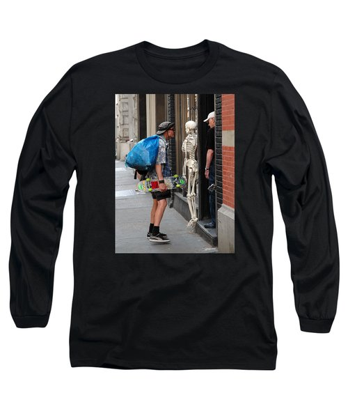 Three Friends Long Sleeve T-Shirt