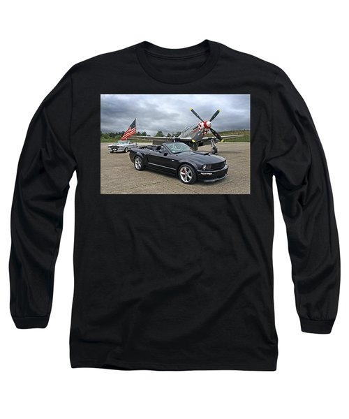 Three Generations Long Sleeve T-Shirt
