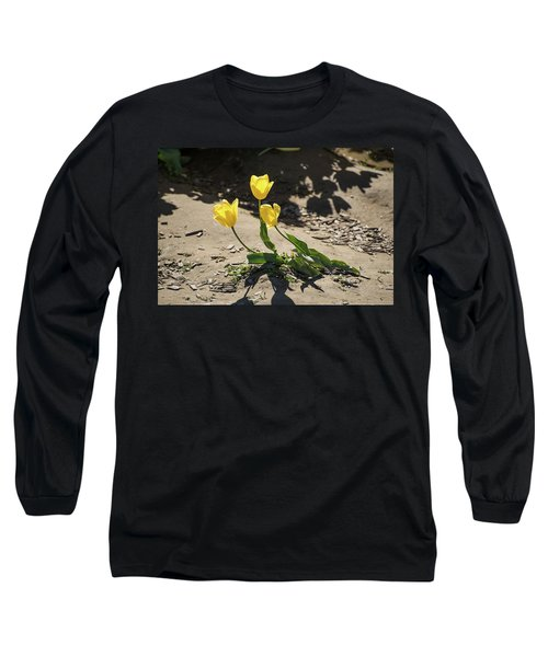 Three Gold Memories Long Sleeve T-Shirt