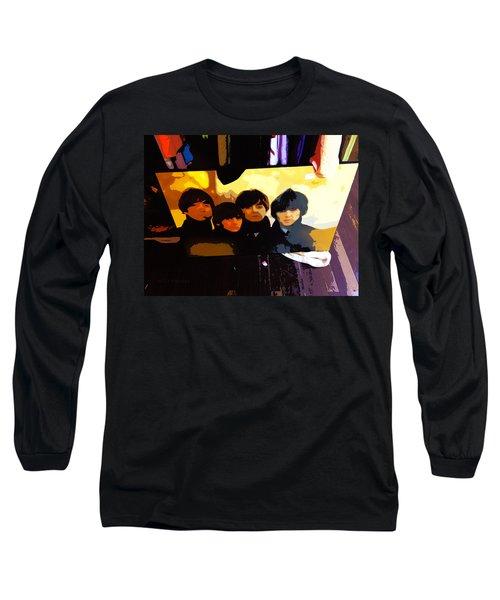 Thrift Shop Long Sleeve T-Shirt