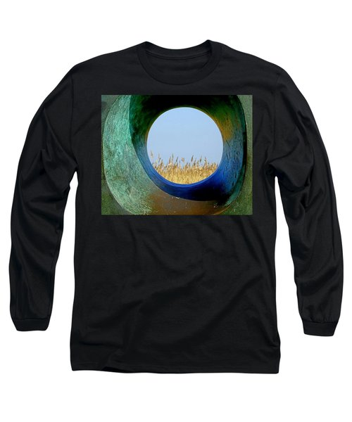 Through And Beyond Long Sleeve T-Shirt