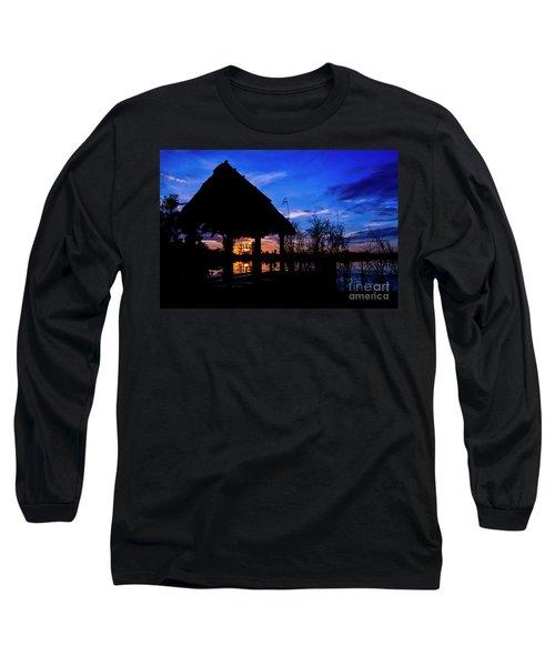 Through The Tiki Long Sleeve T-Shirt