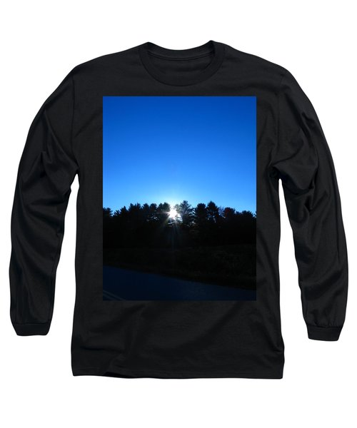 Through The Trees Brightly Long Sleeve T-Shirt