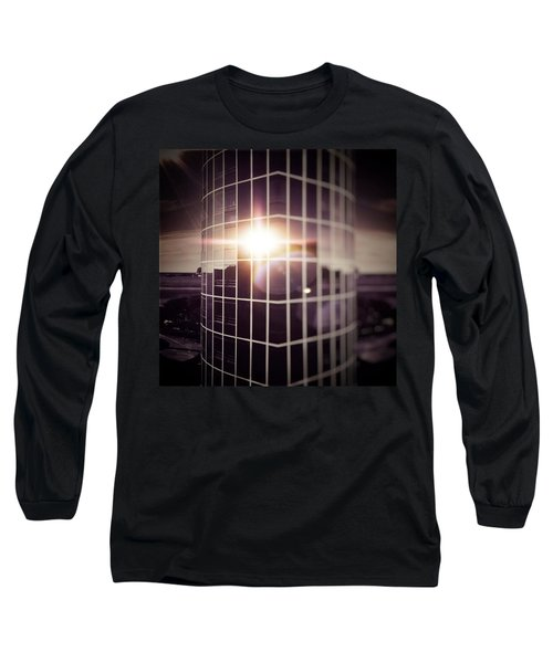 Through The Windows Long Sleeve T-Shirt by Jorge Ferreira