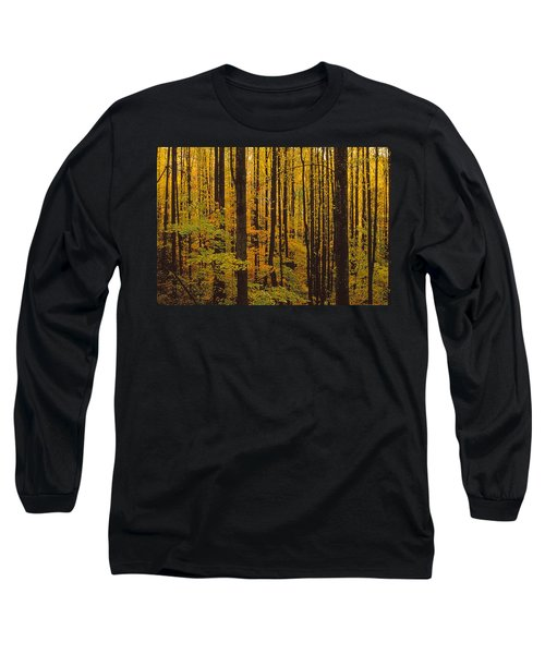 Through The Yellow Veil Long Sleeve T-Shirt