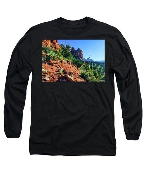 Thunder Mountain 07-006 Long Sleeve T-Shirt
