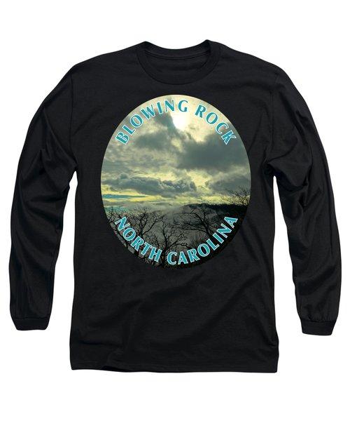 Thunder Mountain Overlook T-shirt Long Sleeve T-Shirt