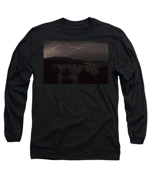 Thunderstorm  Long Sleeve T-Shirt