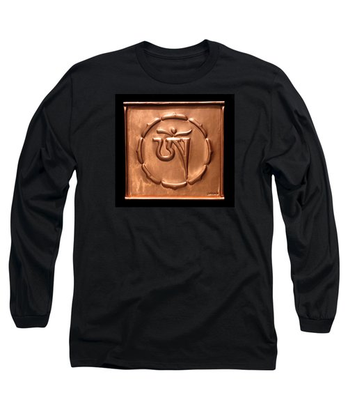 Tibetan Om Long Sleeve T-Shirt