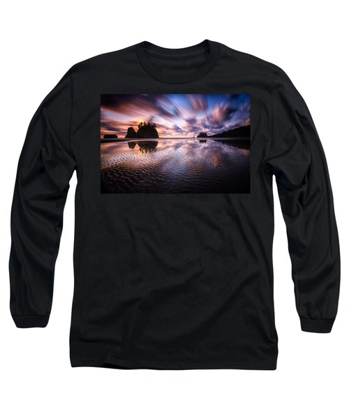 Tidal Reflection Serenity Long Sleeve T-Shirt