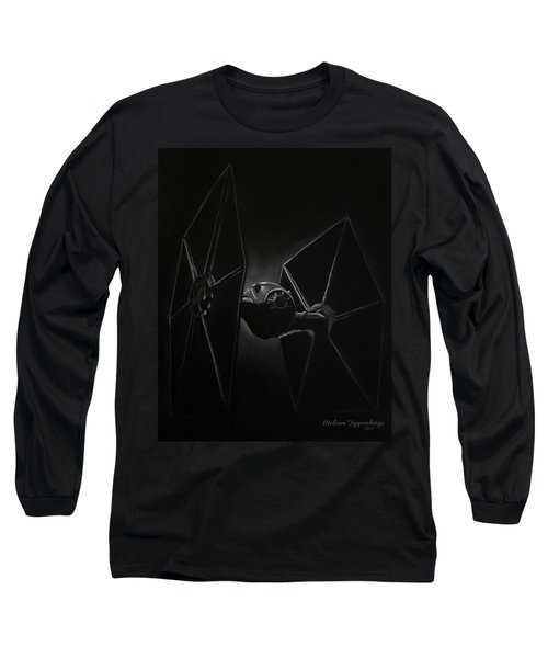 Tie Long Sleeve T-Shirt