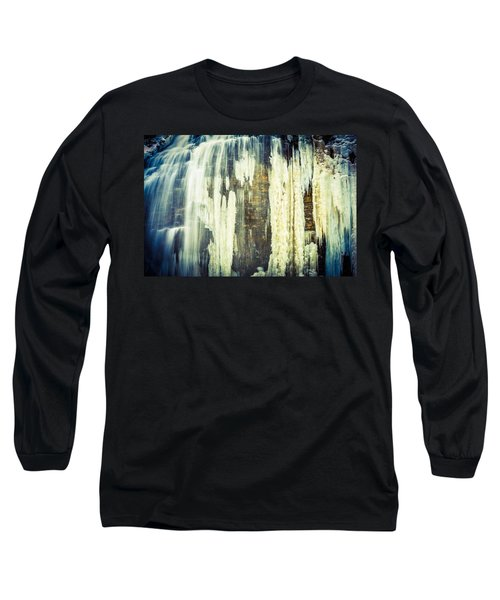 Water And Ice Long Sleeve T-Shirt