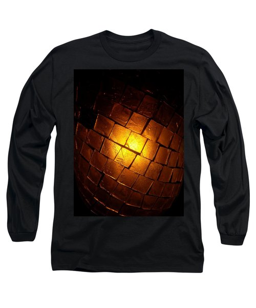 Long Sleeve T-Shirt featuring the photograph Tiffany Lamp by Robert Knight