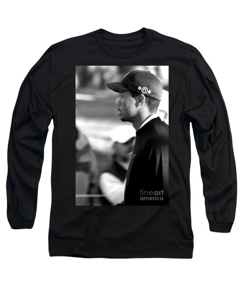 Tiger Woods Bw 2005 Long Sleeve T-Shirt