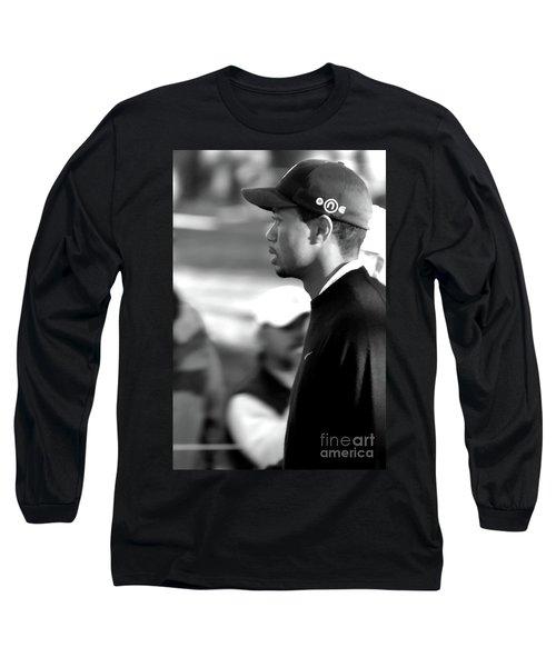 Tiger Woods Bw 2005 Long Sleeve T-Shirt