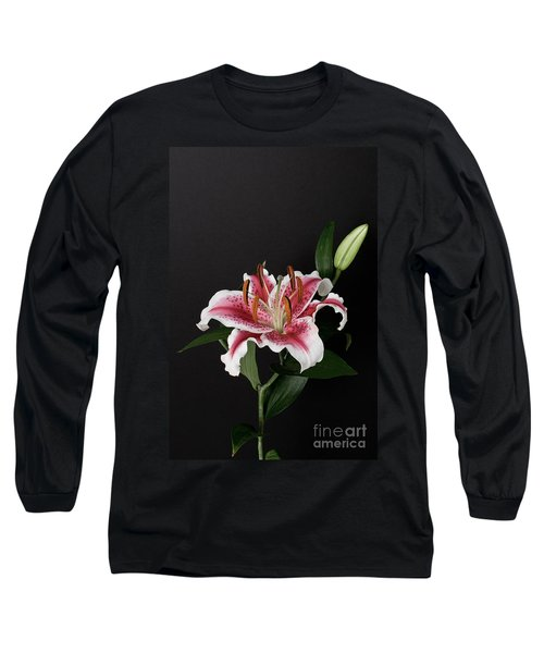 Tiger Woods Lily Long Sleeve T-Shirt