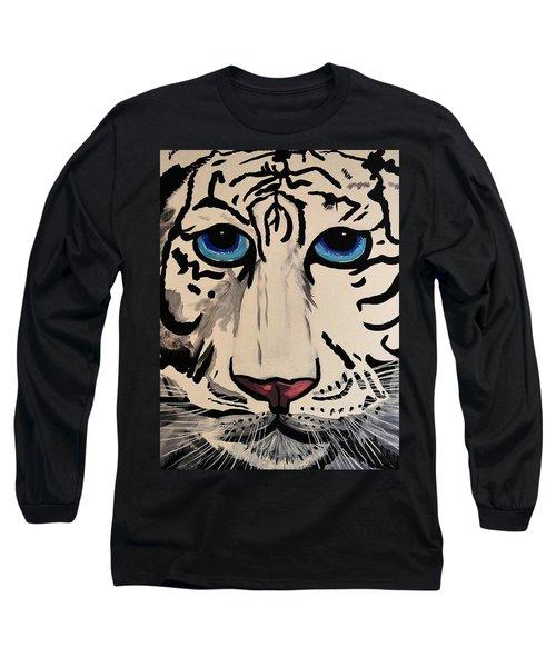 Tigger Long Sleeve T-Shirt by Nora Shepley