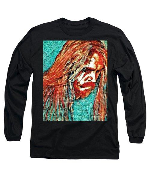 Tim Ohrstrom Long Sleeve T-Shirt