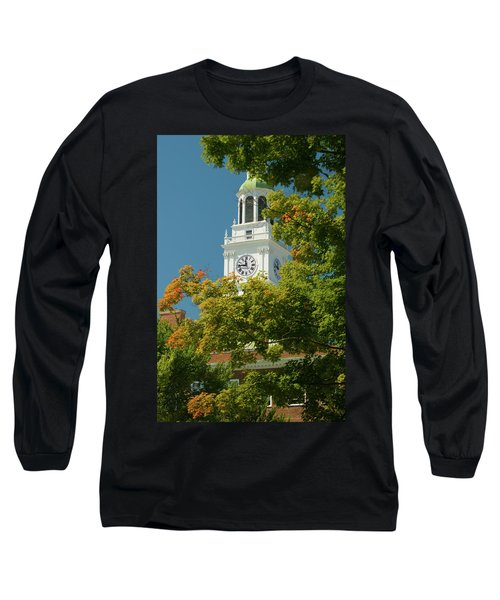 Time For Autumn Long Sleeve T-Shirt