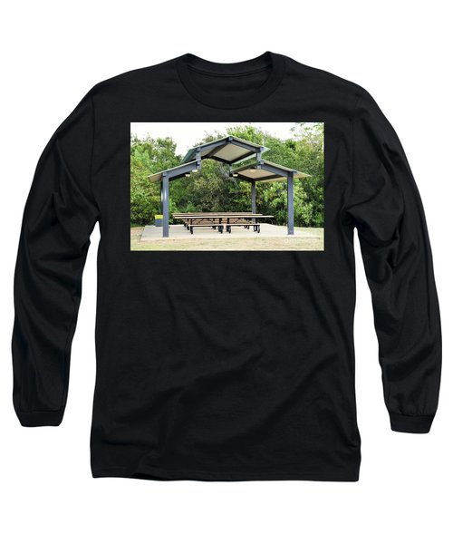 Long Sleeve T-Shirt featuring the photograph Time For Family ...  by Ray Shrewsberry