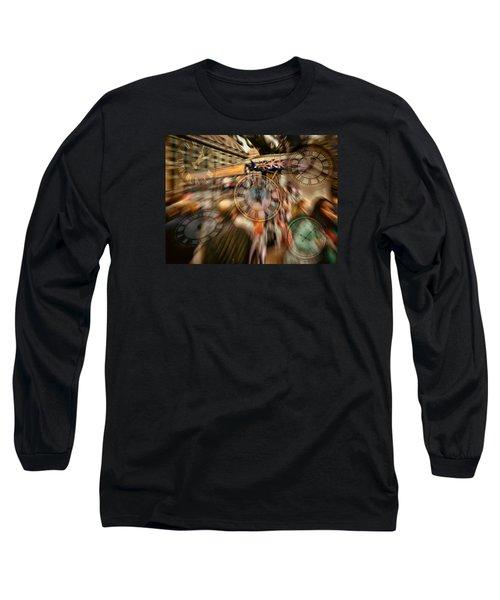 Time  Piece Long Sleeve T-Shirt