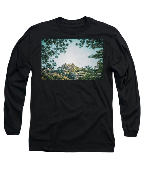 Time Temple Long Sleeve T-Shirt