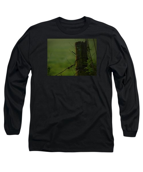 Time Tested Long Sleeve T-Shirt by Laura Ragland