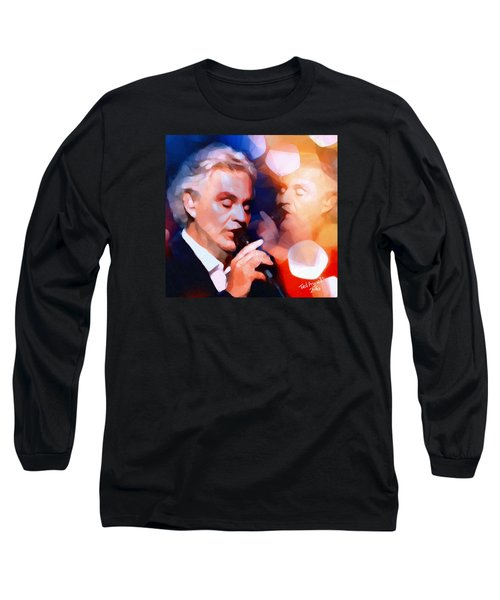 Time To Say Good Bye Long Sleeve T-Shirt
