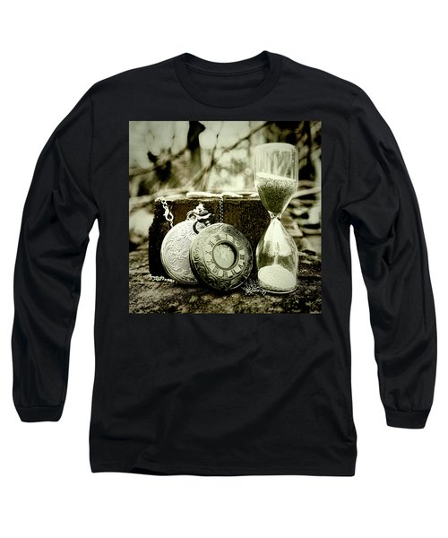 Time Tools Long Sleeve T-Shirt