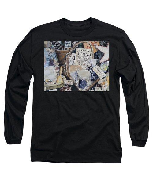 Time Travel   Original Long Sleeve T-Shirt
