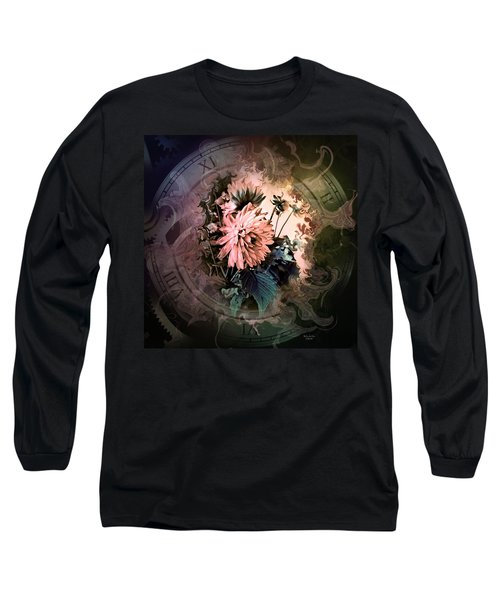 Timeless Dahlia Long Sleeve T-Shirt