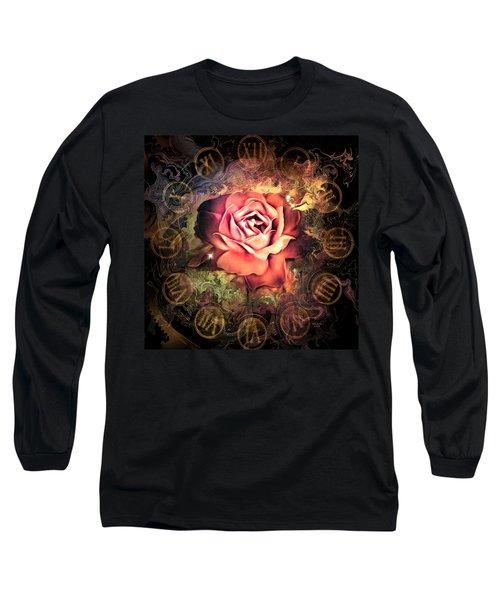 Timeless Rose Long Sleeve T-Shirt